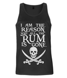 EP08 Men's Vest - I am the Reason