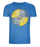 Organic Eco Unisex Viking T-Shirt - World Tour