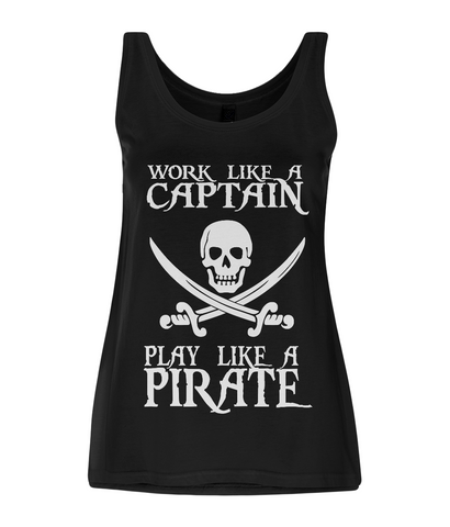 EP44 Women's Tencel Blend Vest P016 Work like a Captain