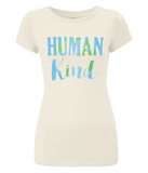 Organic Eco Women's Slim-Fit T-Shirt - HumanKind