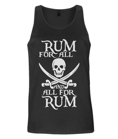 EP08 Men's Vest P010 Rum for All