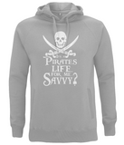 EP60P Unisex Pullover Hoodie P007 A Pirates Life for me
