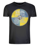 EP01: Organic Eco Unisex Viking T-Shirt - World Tour