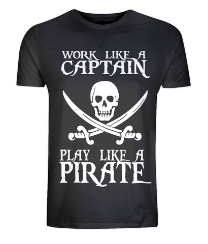EP01 Classic Jersey Men's/Unisex T-Shirt P016 Work like a Captain