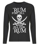 EP01L Men's Long Sleeve T-Shirt P010 Rum for All