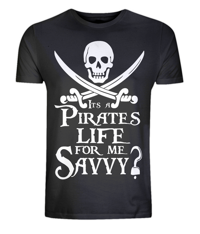 EP01 Classic Jersey Men's/Unisex T-Shirt P007 A Pirates Life for me