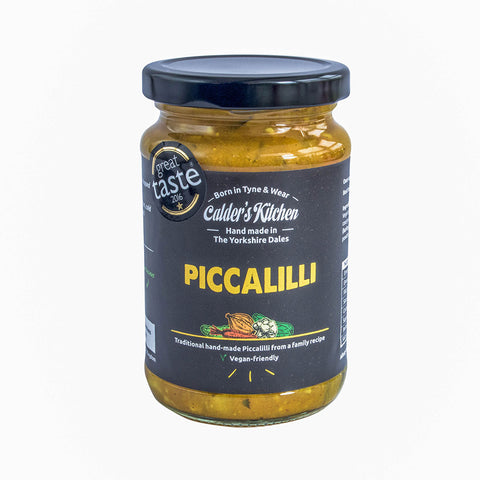 Calder's Kitchen Locally Produced Traditional Piccalilli