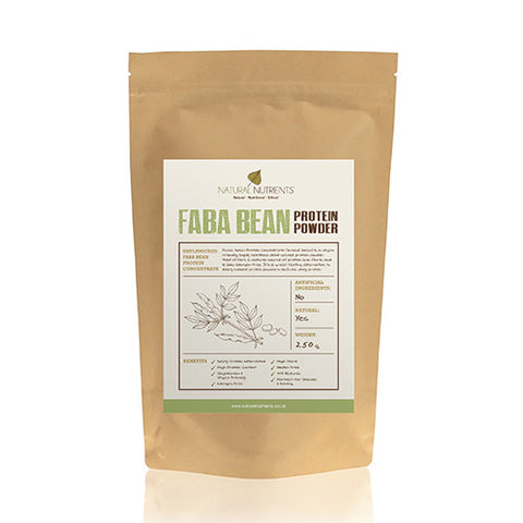 Faba Bean Protein Powder