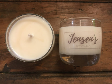 Jensen's 20cl Candle - Coconut & Lime