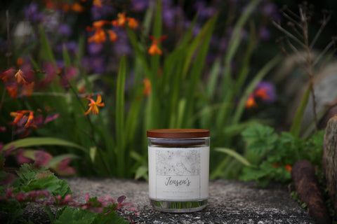 Jensen's 30cl Candle - Coconut & Lime