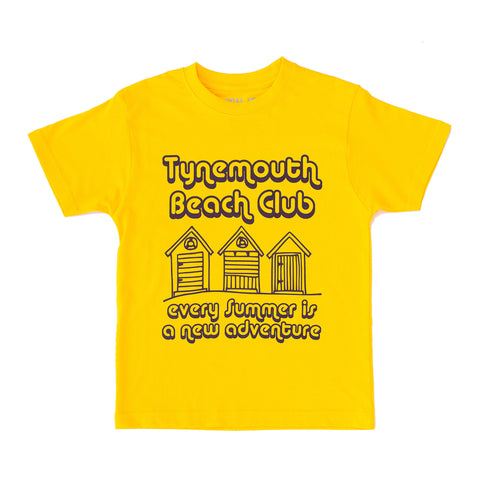 Tynemouth Beach Club Kids T-Shirt