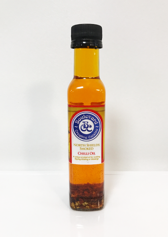Smoked Chilli Oil