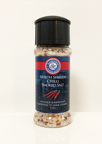 Chilli Smoked Salt