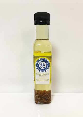 Smoked Lemon Oil