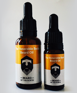 The Venerable Bede Beard Oil