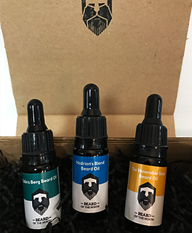Beard of the North Gift Set