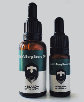 Odin's Berg Blend Beard Oil