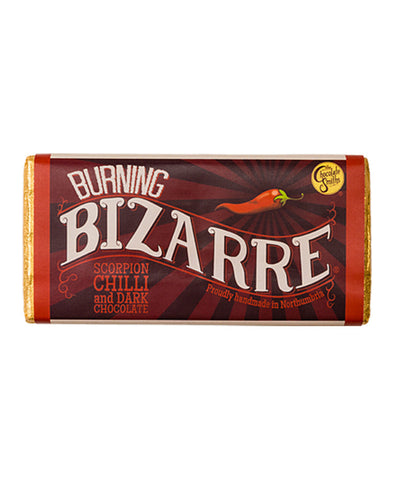 Burning Bizarre Chocolate