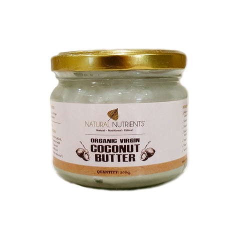 Organic Virgin Coconut Butter