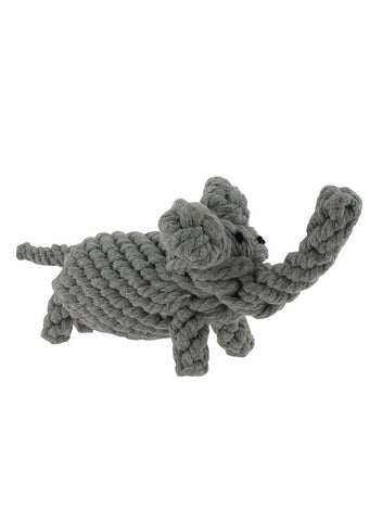Edie the Elephant Rope Toy