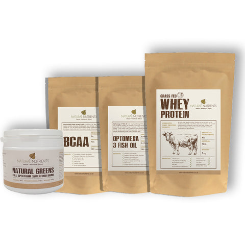 Fitness Bundle In Four Flavours