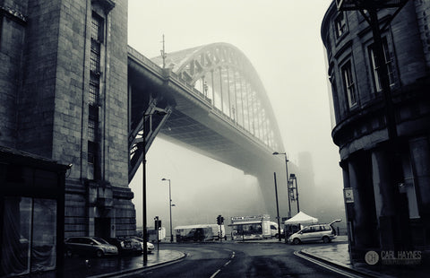 Fog Down The Quayside