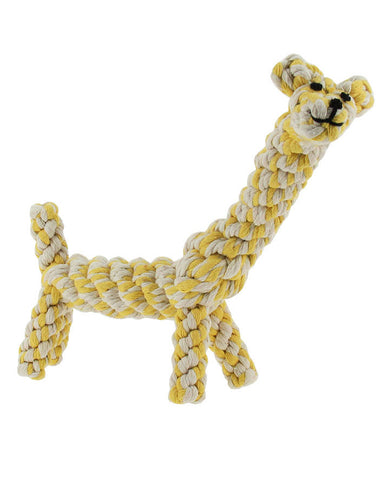 Gerald the Giraffe Rope Toy