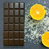Orange Crunch Chocolate