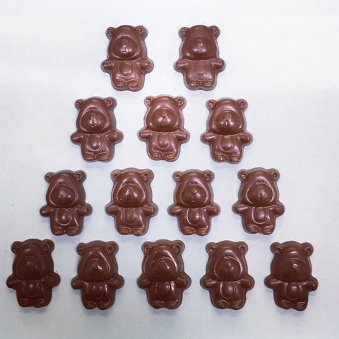 Kids Teddy Chocolate