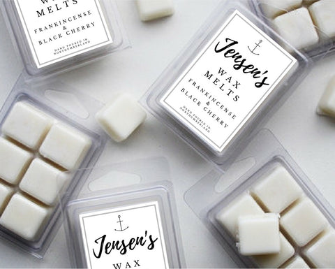 Jensen's Frankincense & Black Cherry Wax Melts
