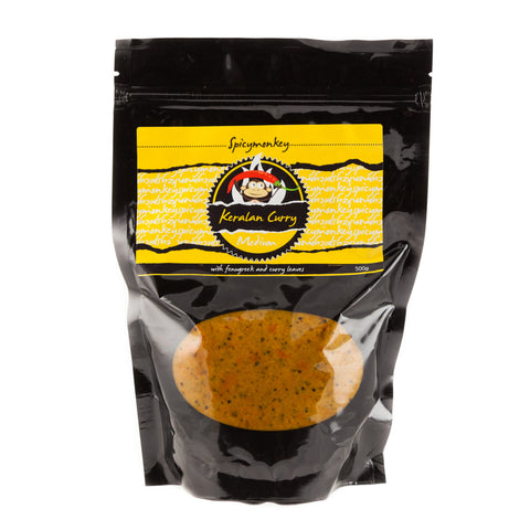 Keralan Curry Sauce