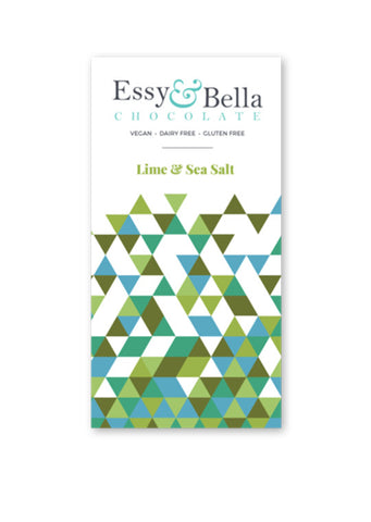 Lime & Sea Salt Chocolate