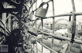 High Level Bridge Love Locks