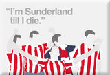 Sunderland Association Football Club Fans Magnet