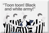 Newcastle United Football Club Fans Magnet