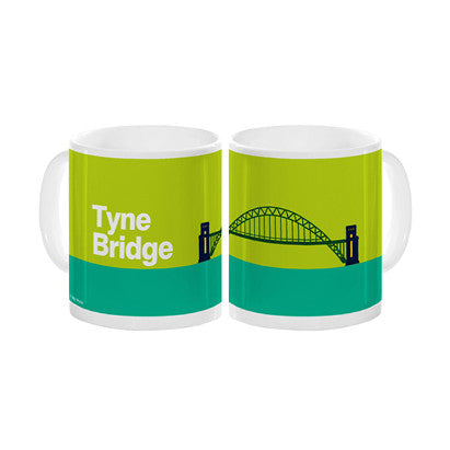 Tyne Bridge Mug