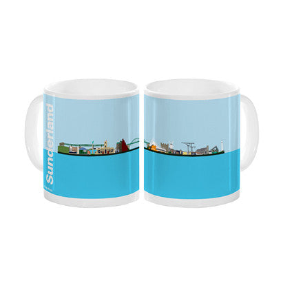 Wearside Skyline Mug