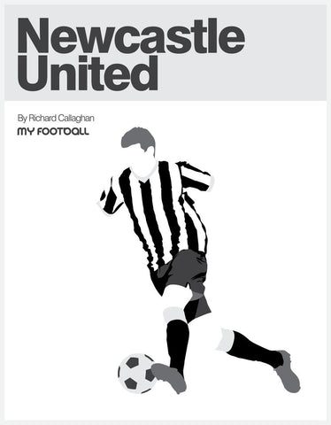 Newcastle United Football Club Book
