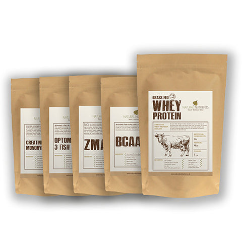 Performance Bundle In Four Flavours
