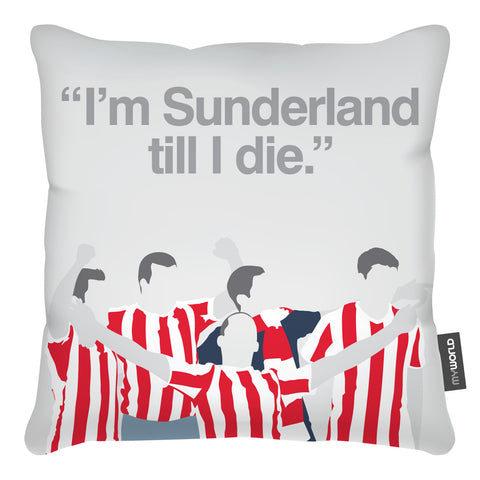 Sunderland Association Football Club Fans Cushion