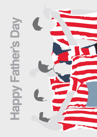 Sunderland Association Football Club Father's Day Card