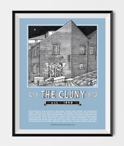 The Cluny Print