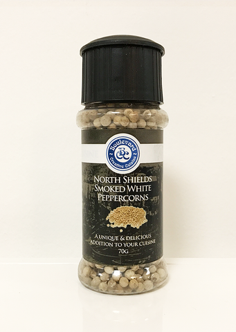 Smoked White Peppercorns