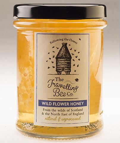 Wild Flower with Honeycomb (2 Jars)