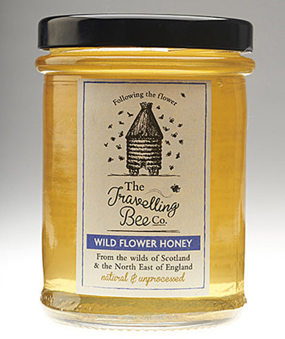 Wild Flower Honey (2 Jars)
