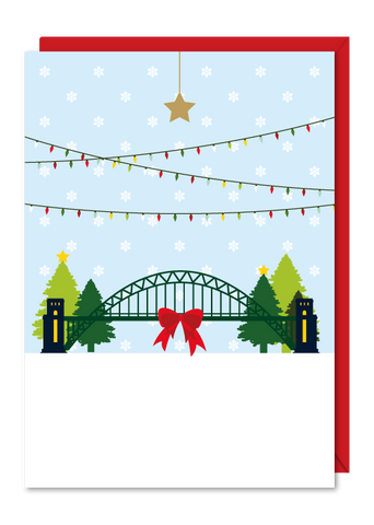 Tyne Bridge Christmas Mini-Pack