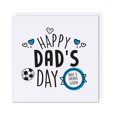 Happy Dad's Day Card