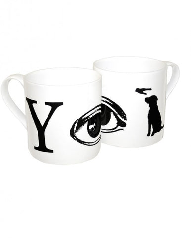 Why Aye Pet Mug