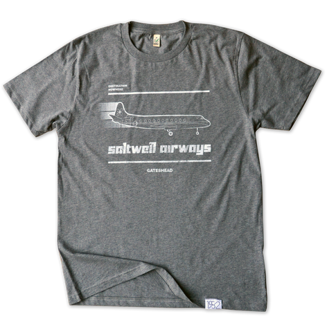 Saltwell Airways T-Shirt