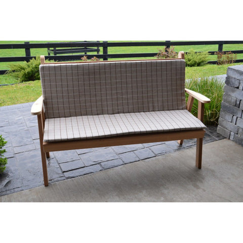 4 Foot Full Bench Cushion Accessory - Buy Online at YardEpic.com